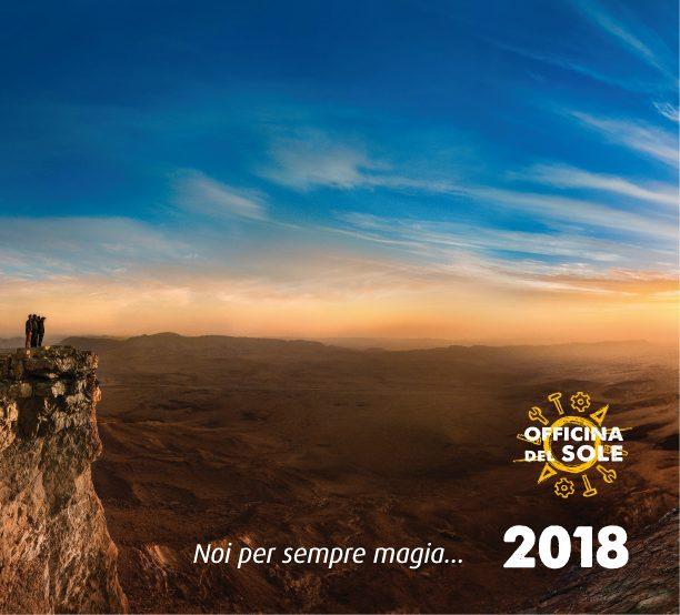 Officina del sole-calendario-2018