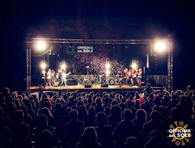 Officina del Sole - lancio ufficiale del fan club dei The Sun a Imola (8)